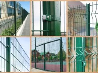 Забор из 3D сетки Щелково цена от 1123 руб.